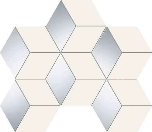 Senza white hex