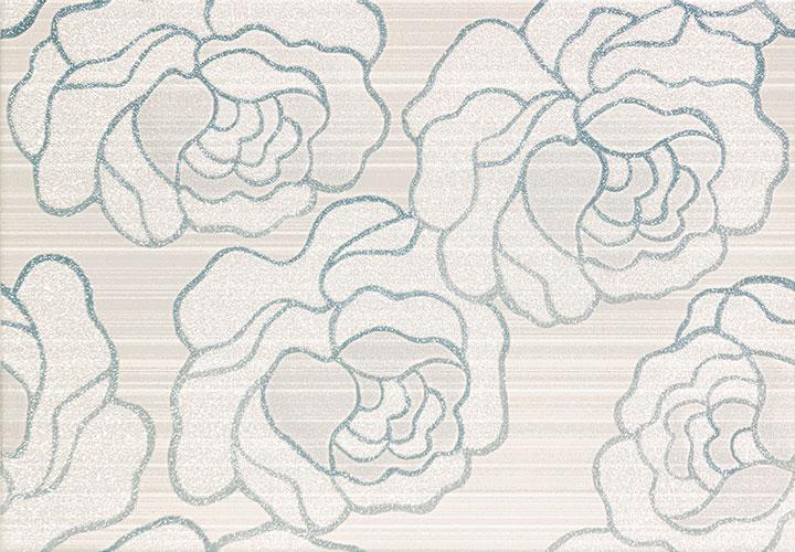 Kiribati Flower niebieska