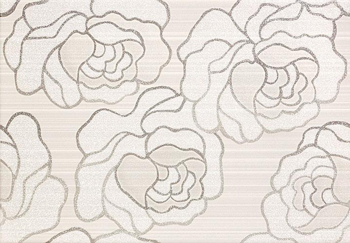 Kiribati Flower szara
