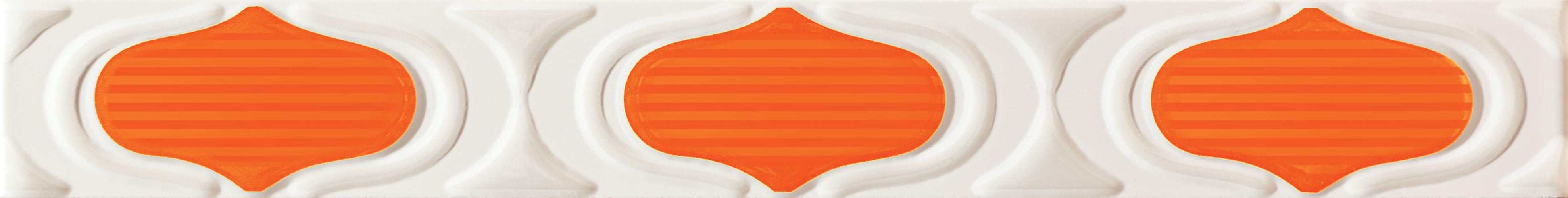 Margot pomarańczowy STR