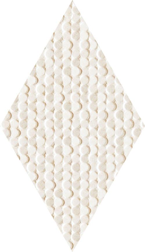 Coralle diamond ivory